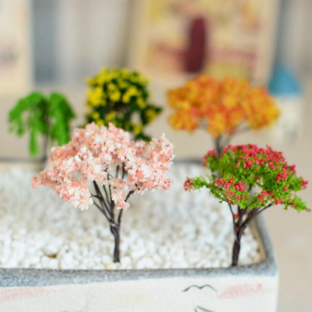 Miniature Tree Fairy Garden Decor Dollhouse Plant Pot Figurine Diy Craft  Ornament Cool Kid Presents Kids Gift Pack From Perpetual178, $2.22|  Dhgate.Com