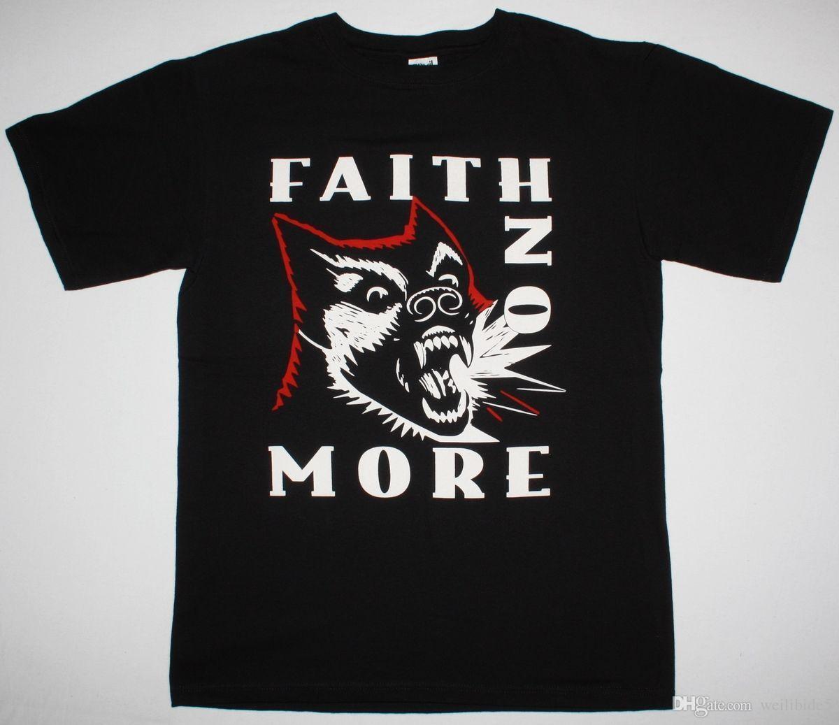 Acheter Faith No More Digging La Grave Mike Patton Mr.Bungle Fantomas  Nouveau T Shirt Noir T Shirt À Manches Courtes En Coton D été De  10.98 Du  Weilibide5 ... 3dc0bf679ce