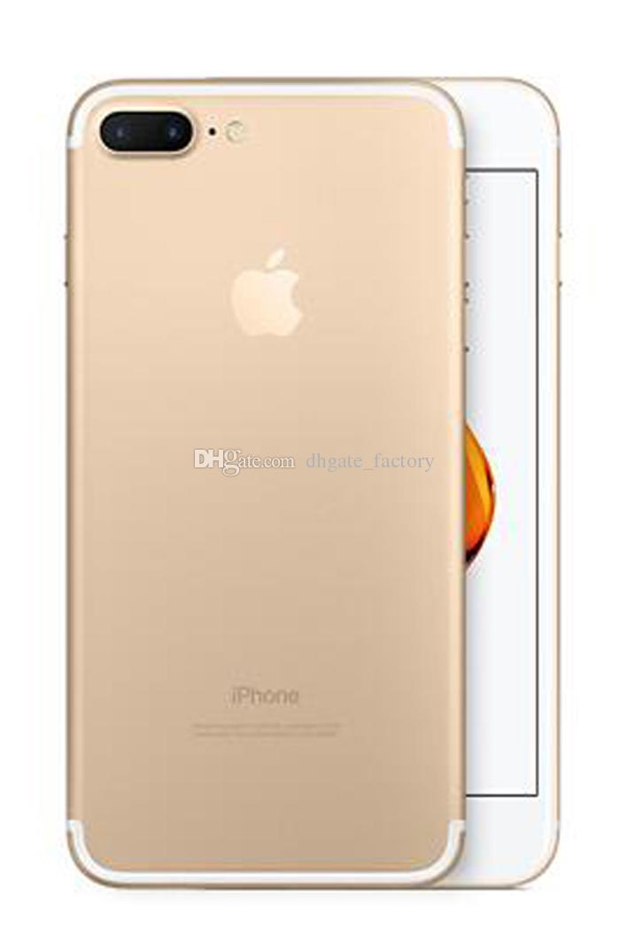 Original 4.7 pulgadas 5.5 pulgadas Apple iPhone 7 Plus IOS 4G LTE 12MP con ID táctil desbloqueado restaurado teléfonos celulares
