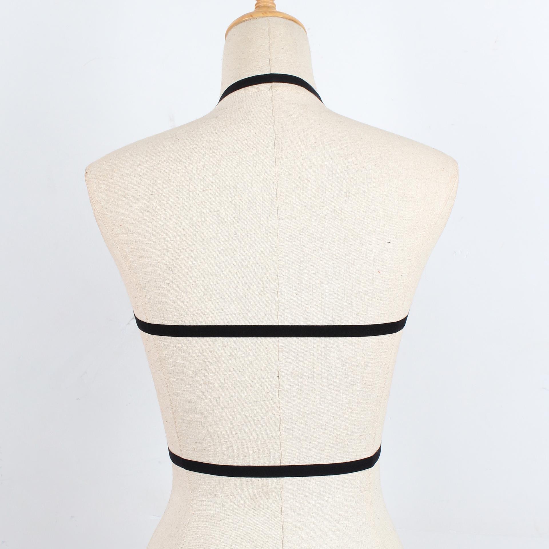 7a12b913ec721 2018 Bra Cage Bandage Harness Lingerie Sexy Women Body Harness ...