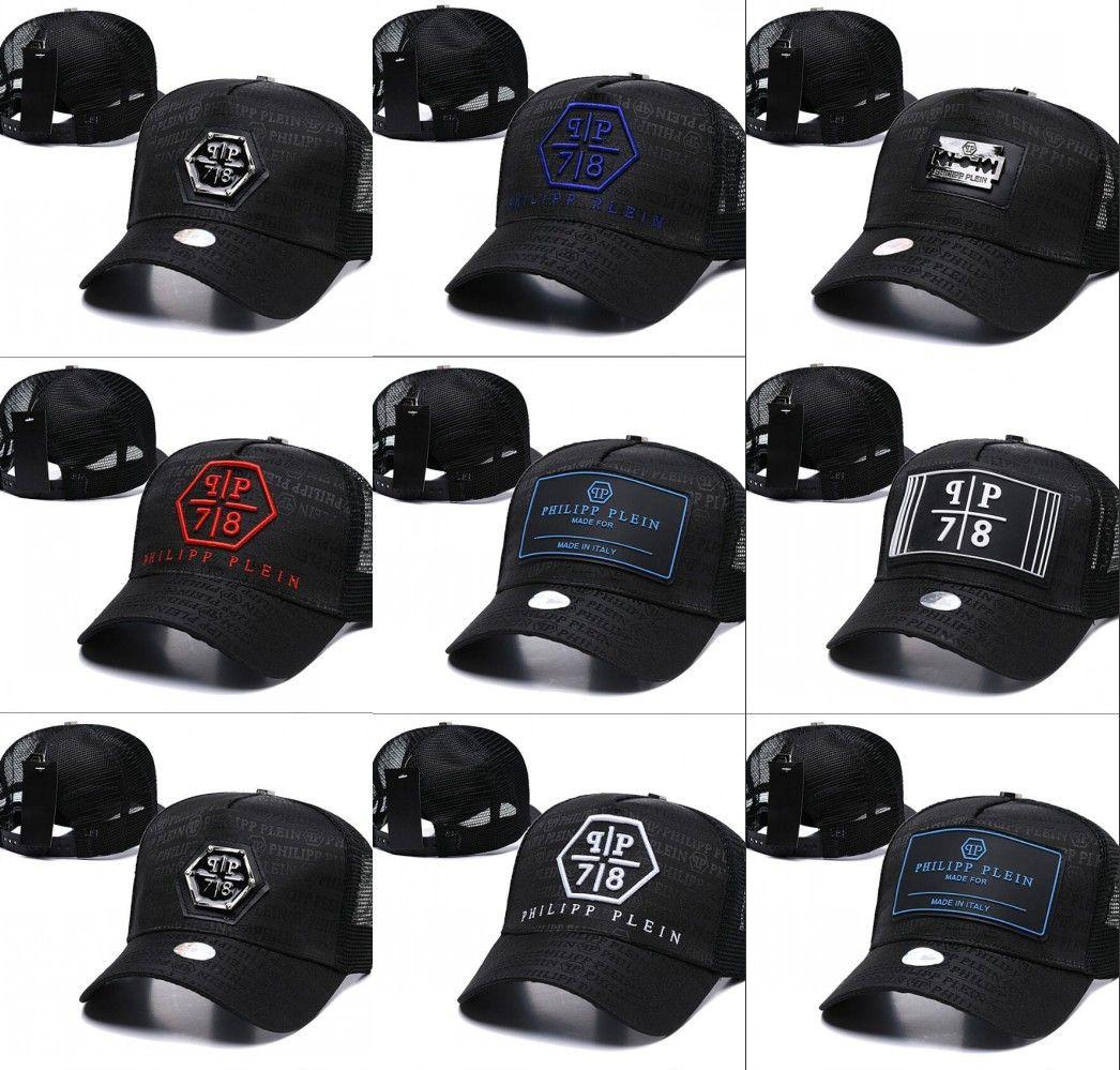 aaec28fb4fe 2019 Luxury ICON Caps Hip Hop Brand Baseball Cap Hat Letter 78 Caps Snapback  Mesh Brand PP Skull Caps Casquette High Quality Mesh Hats Superman Cap From  ...