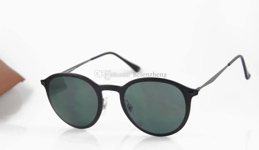 f6d56997d392 2018 New Style Brand Round Sunglasses Mens Womens Fashion ...