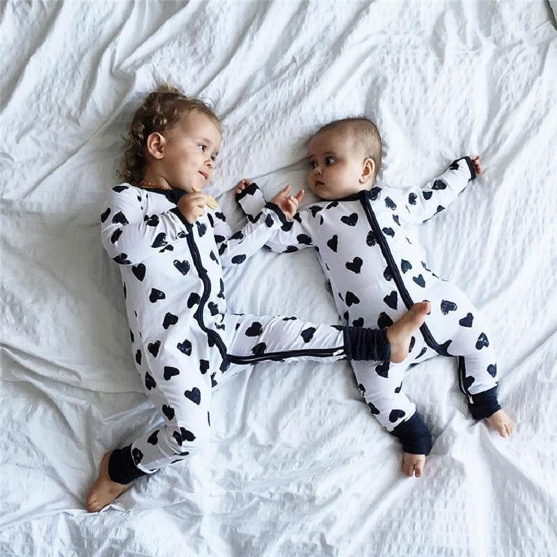 4e243aa06 2019 Kids Tales Baby Romper Cotton Long Sleeved Coveralls Rompers ...
