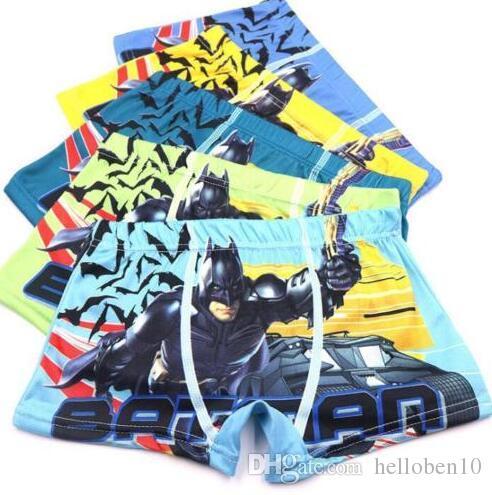 Acheter Nouveau Batman Couleur Dessin Anime Enfants Garcon Coton