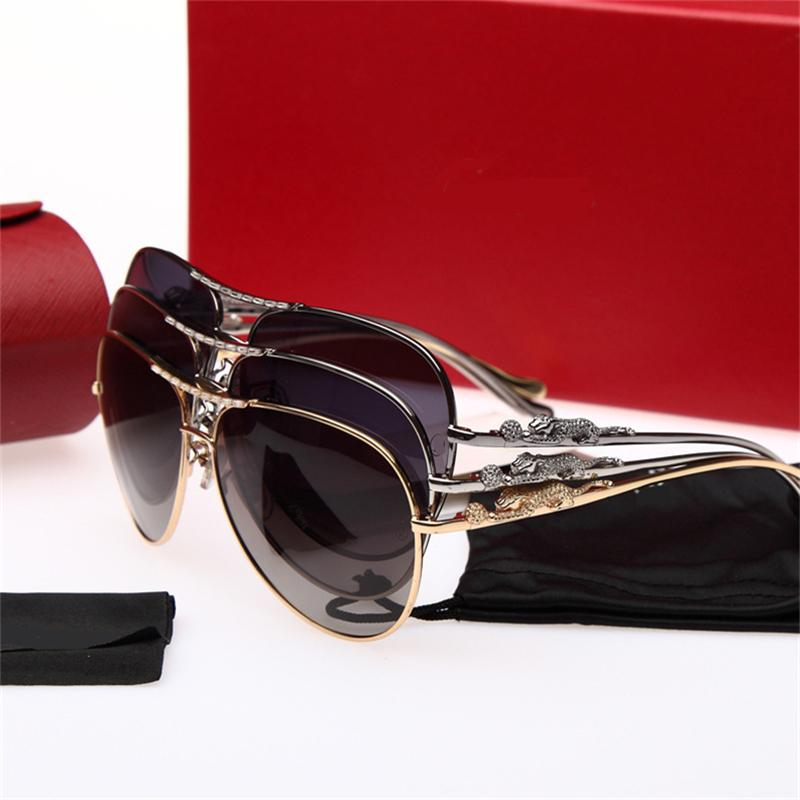9cf9d3466469 High Quality Famous Brand Sunglasses Bling Style Butterfly Frame Fashion  Sunglasses Women Designer Leopard Logo UV400 Lens With Red Box Heart  Sunglasses ...