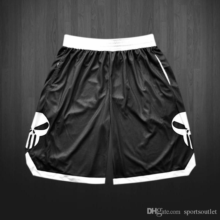 52f7c3d40 Bone collector street basketball pants custom basketball shorts streetball  men sports training warm-up sports pants made
