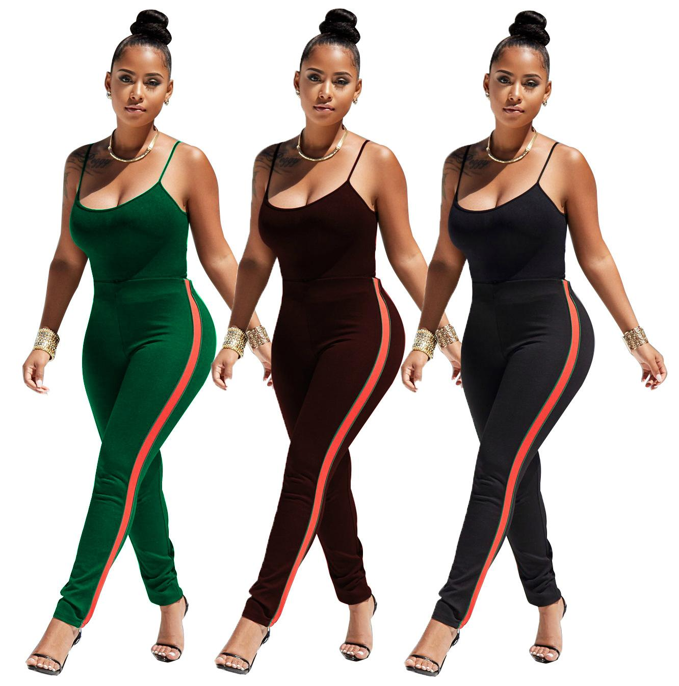 2019 Casual Women Suits 2018 Sexy Two Piece Outfits Girls Top Bras And Long  Pants Women Set Bodycon Yoga Suit Womens Clothing Size S XXXL From  Chenyuanfang 76c4d7a91e6d
