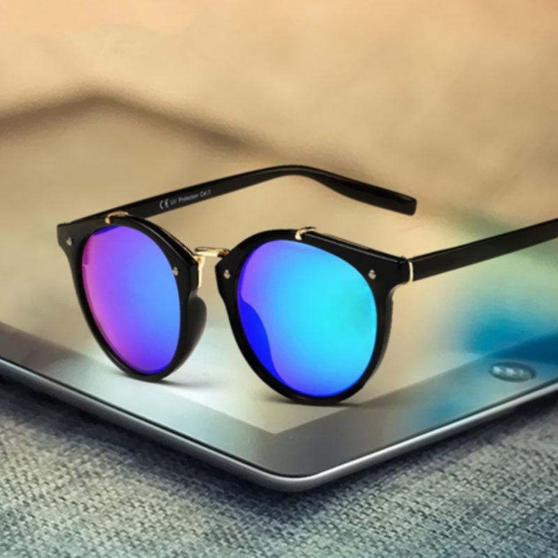 Compre Brasil Hot Rodada Óculos De Sol Bonito Pequeno Tamanho Shades Das  Mulheres Dos Homens Europa Estilo Verão Círculo Barato Hotsale Óculos De Sol  Quick ... 004784a1cb