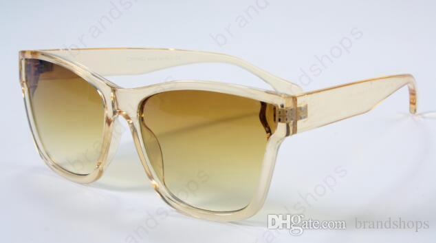 2018 yüksek kalite Açık marka lüks İtalya tasarımcı Gözlük Güneş Gözlüğü bayan kadın siyah tonları Moda Retro ile orijinal Fermuar vaka