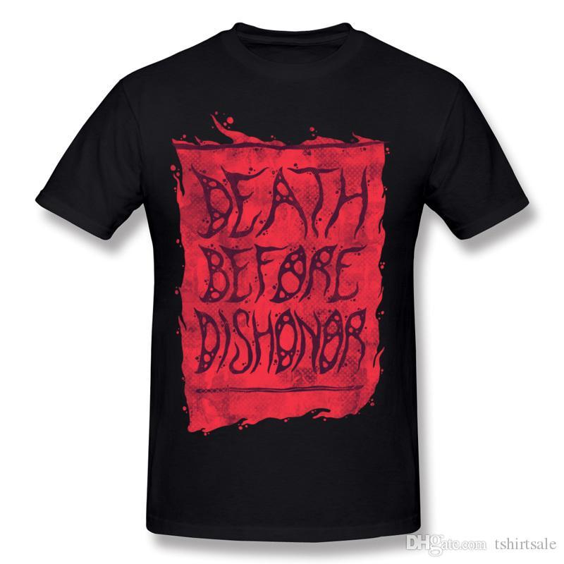 Para Blusa Con Cuello Baratas 6xl De S Camisetas Gris Hombre 100Algodón Manga En Corta Bushido Redondo WeE9IDH2Y