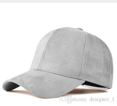 a96dab80d135b Fashion Brand Snapback Baseball Cap Women Gorra Cap Street Hip Hop Caps  Suede Hats For Ladies Black Grey Baseball Cap 47 Brand Hats Vintage Baseball  Caps ...