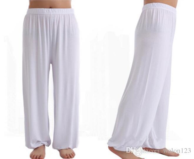 e8bb0d523 Martial Arts Tai Chi Yoga Pant Acrobatics Pants Kung Fu Cropped ...