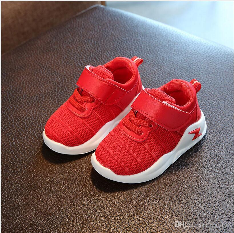 46ec32f000f82 4 Years Spring And Autumn Kids Baby Toddler Girl Boy Running Shoes New 2018  Fashion Children S Sports Sneakers School Sport Kids Shoes Girls Youth ...