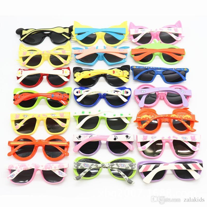 99b5198ba850e High Quality Super Soft Silica Gel Children Sunglasses Eyewear ...