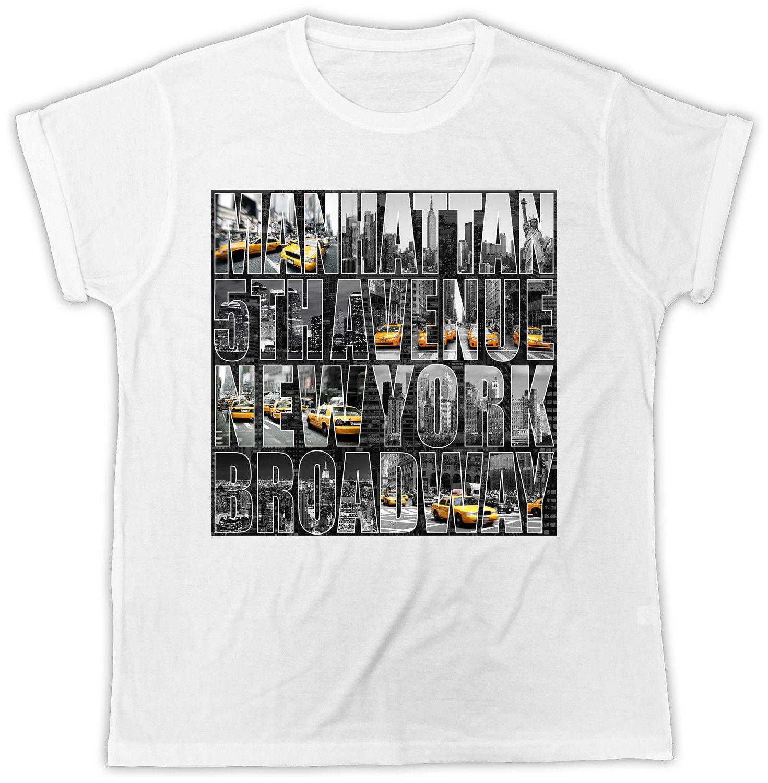 New York T Shirt Manhattan 5th Avenue Souvenir NewYork Unisex Tshirt Brand  Shirts Jeans Print Cool T Shirt Companies 24 Hour T Shirt From Qz106152964 87dea31bd87