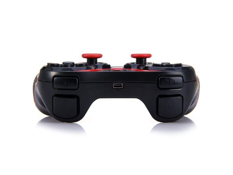 T3 Bluetooth Gamepad Sans Fil Contrôleur Gamepad Joystick Pour Android Téléphone Pad Smart Box PC Noir Blanc 2 couleurs DHL