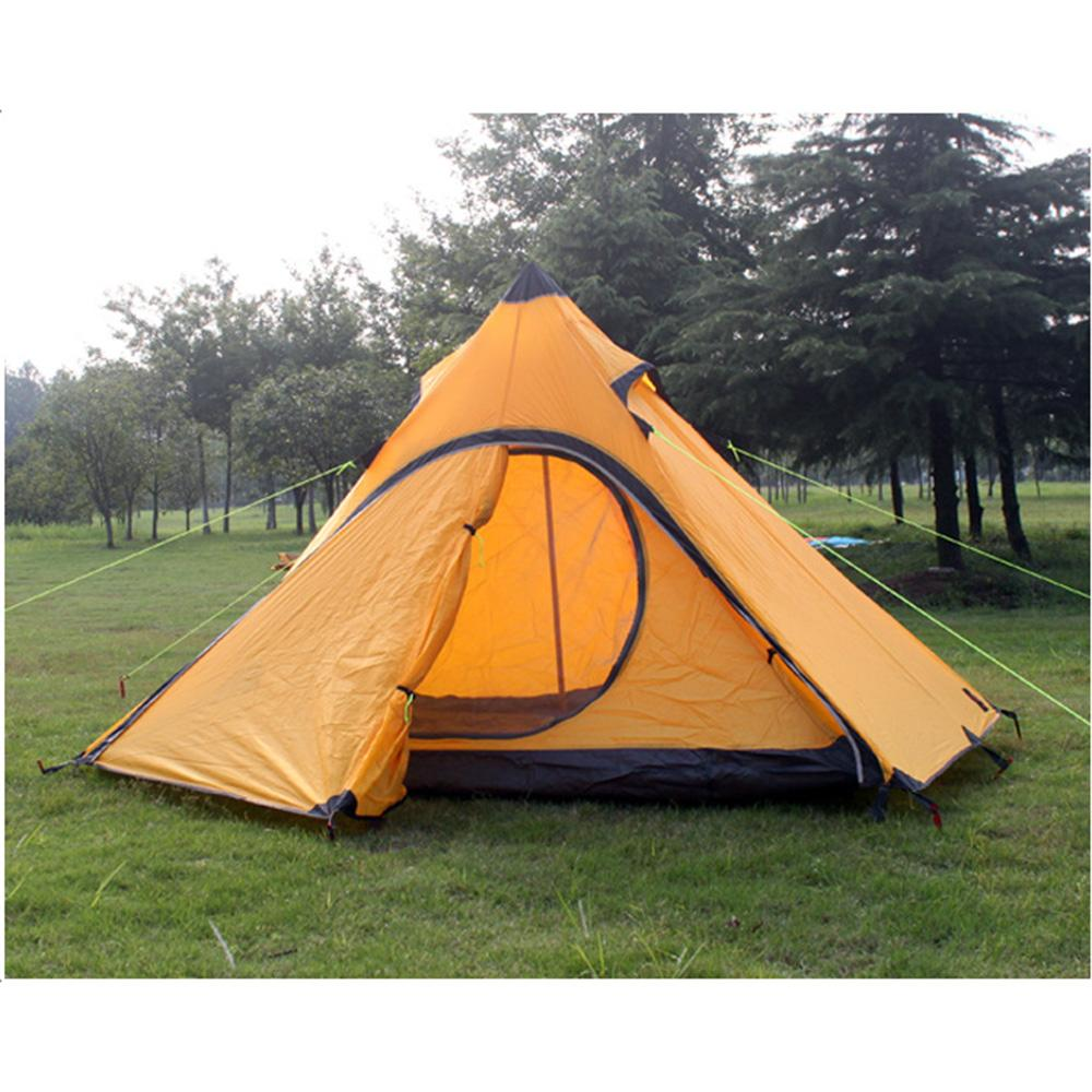 Waterproof 20D Nylon Teepee Tent Family Indian Pyramid UPF 50+ C&ing Shelter Tipi Tent Tent Hire From Ekuanfeng $197.48| DHgate.Com  sc 1 st  DHgate.com & Waterproof 20D Nylon Teepee Tent Family Indian Pyramid UPF 50+ ...