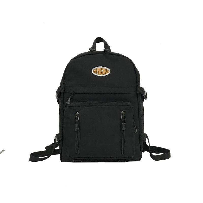 f7a173ebc3 Fashion School Backpacks For Teenage Girls Canvas Women Laptop Back Pack  Female Cute Japan And Korean Style Backpack Travel Bags Girls Backpacks  Drawstring ...