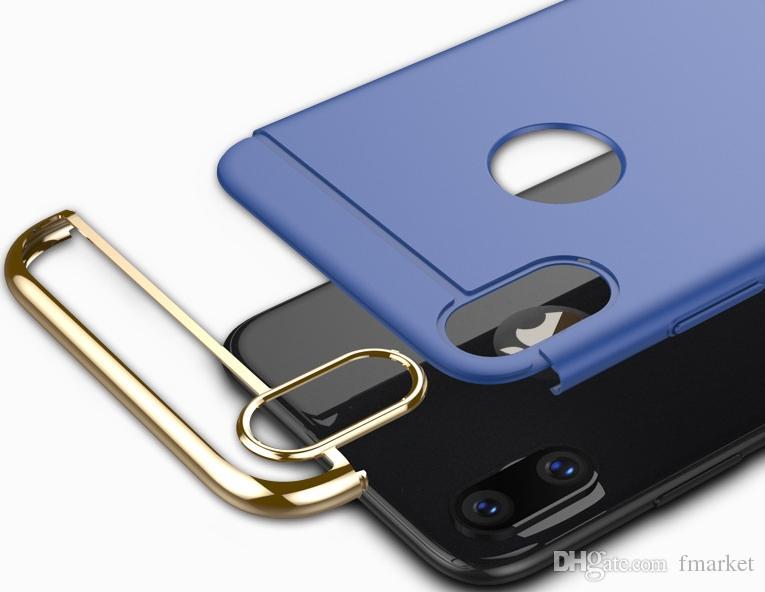 Para iphone X fundas de teléfono celular con iphone 8 plus 7 6s Cubierta protectora trasera del teléfono móvil precio de fábrica al por mayor ultrafino de silicona mate