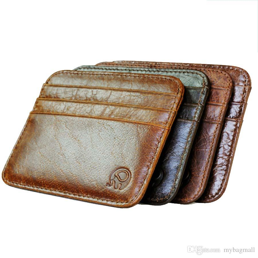 High Quality Small Size Vintage Credit Card Cash Holder Wallet For Man  Women Purses And Wallets Wallet Sale From Mybagmall 5e224d0f62a7
