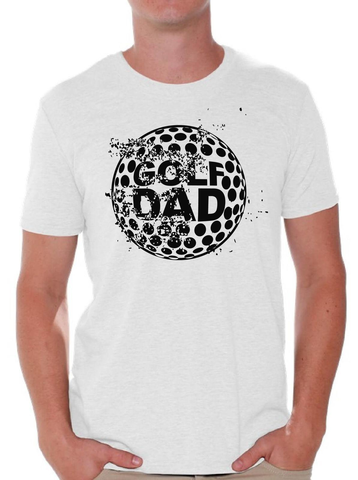 31c44629 Golf Dad T Shirt Tops Father'S Day Gift For Dad Sport Dad Best Golfer  Latest T Shirt Design T Shirt Shopping Online From Linnan00003, $14.67|  DHgate.Com