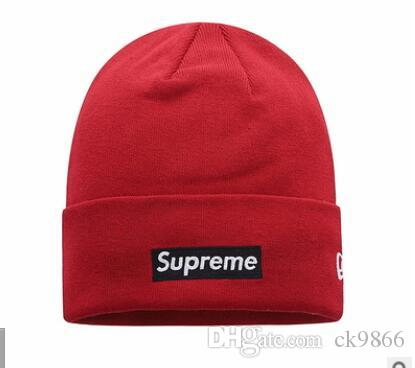7b7f0c318e5 Embroidery Winter Hat Men Cap Women s Warm Casual Knitted Hat Female ...