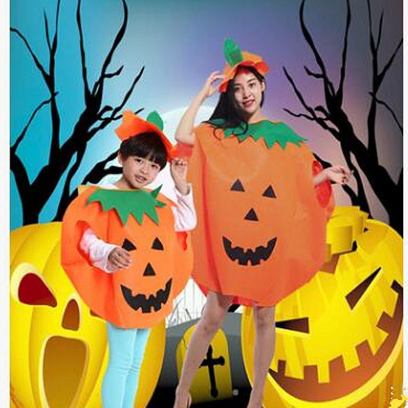 62f763f1adf Pumpkin Costume Fancy Children and adults Halloween 2017 Pumpkin clothes  and Costume Cosplay Christmas Halloween Fancy Dresses