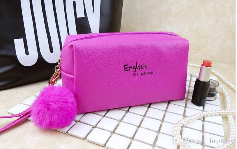 High Quality Fashion Women Makeup bag Cute Mini Waterproof Little Make Up Bag Girl Lady Cosmetic Bag Portable Makeup Organizer