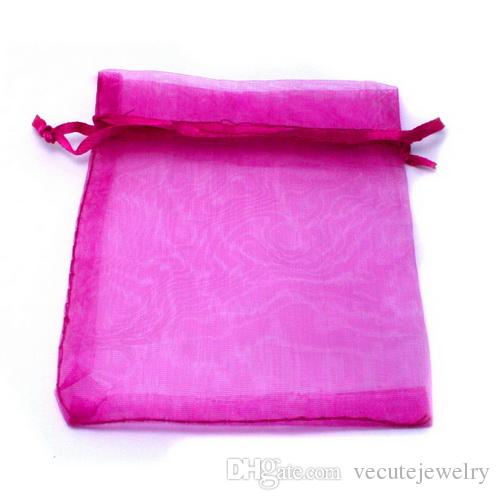 16 цветов полные размеры органзы сумки для благосклонности ювелирные изделия подарок мешочки сумка свадебные небольшие сумки оптом производитель дешевые цена