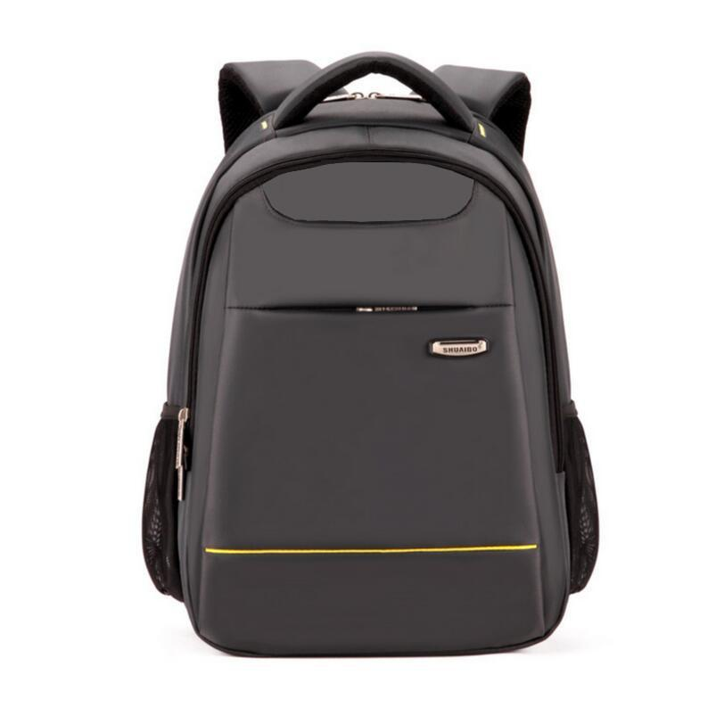 9feeac4942f5 High Quality Boys School Bags College Backpack Waterproof 15 Inch Laptop Bag  Men Travel Bags Schoolbag Bagpack Birthday Gift S914 Online with   59.67 Piece ...