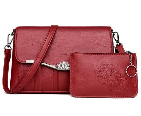 d473054853 2018 Fashion Crossbody Bags For Women Messenger Bags Women Shoulder Bag  High Quality PU Leather Bolsas Feminin Satchel Handbags Ladies Purses From  Super05