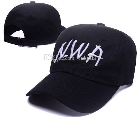 ce39bfe5f07 2019 2018 Hot Christmas Sale NWA Letter Compton VINTAGE SNAPBACK Adjustable  Caps Hats