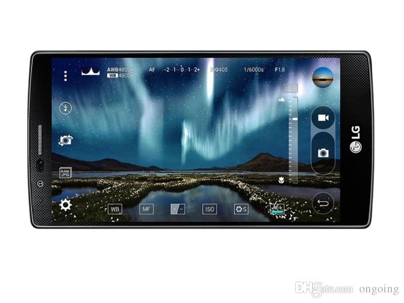 LG G4 H815T H810 H818 Quad Core 32 Go ROM 16.0 MP Caméra 5.5 '' 1440 x 2560 débloqué