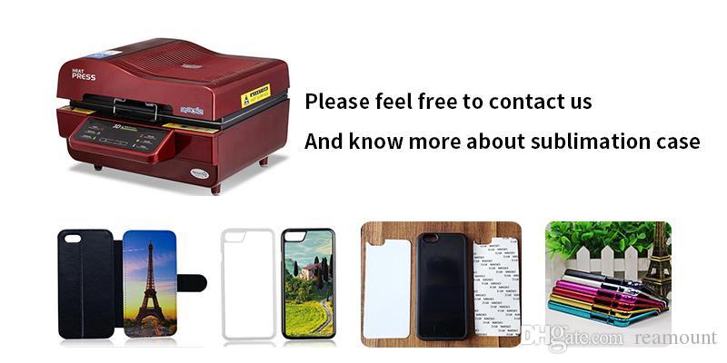 5 قطع الهجين الغلاف 3d ماتي القضية ل فون x التسامي 2 في 1 غطاء نقل الحرارة ل فون x ل ملاحظة 8