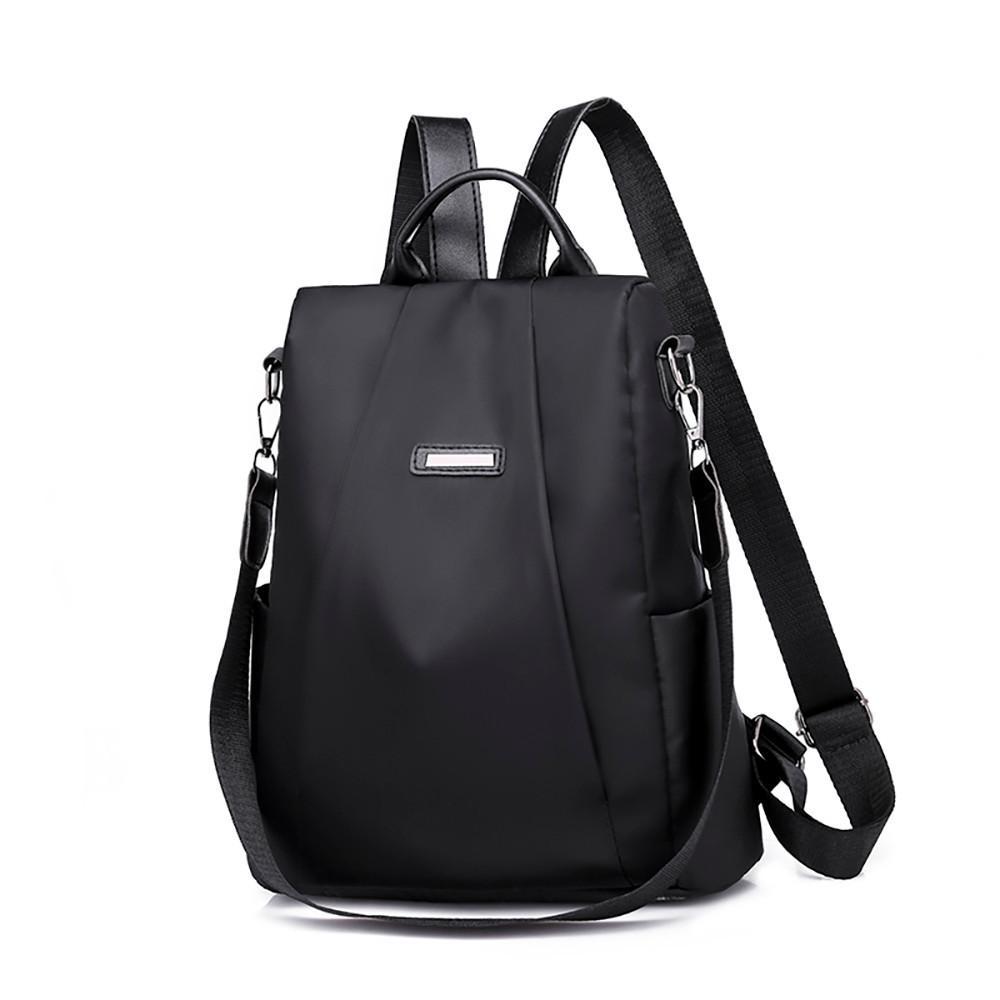 Fashion new oxford cloth backpack womens fashion anti jpg 1000x1000 Cloth  backpacks 342e090461