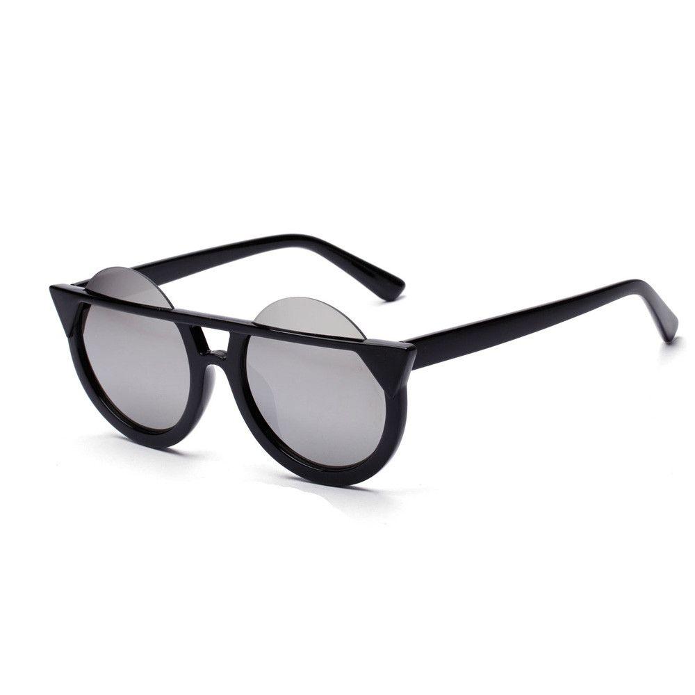 996338e520 Retro Round Sunglasses Women Fashion Men Womens Retro Vintage Round Frame  Glasses Sunglasses Female Lunette De Soleil Femme A8 Glasses For Men Mens  ...