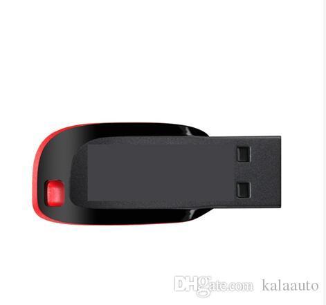 2018 نمط جديد USB فلاش حملة مصغرة القلم محرك 32GB 64GB 128GB بندريف USB 2.0 فلاش حملة USB عصا ذاكرة عصا