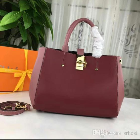 Women Bag Imported Original Cowhide Designer Handbags Luxury Quality Lady  Unique Retro Handbag With 24k Gold Specific Hardware Crossbody Bag Ladies  Purses ... 499e5672ed8cc