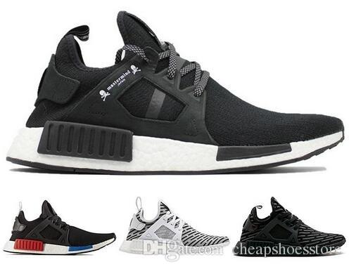 Cheap NMD XR1 Mens Running Shoes OG Mastermind Japan Triple Black White  Zebra Olive Camo Men Women Trainer Primeknit Sports Sneakers Running  Sneakers Racing ... 2bd56a697520