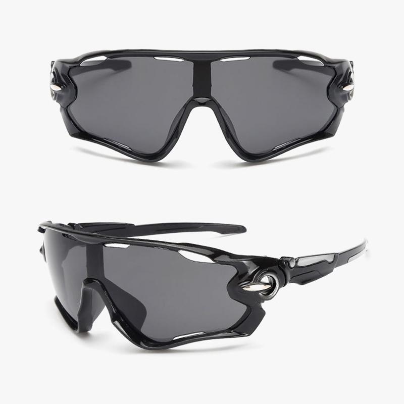 c8dde346c1a3e Compre Óculos De Sol UV400 Óculos Óculos Esportivos Unissex Caminhadas  Homens Óculos De Sol Óculos À Prova De Explosão À Prova De Explosão De  Greenparty