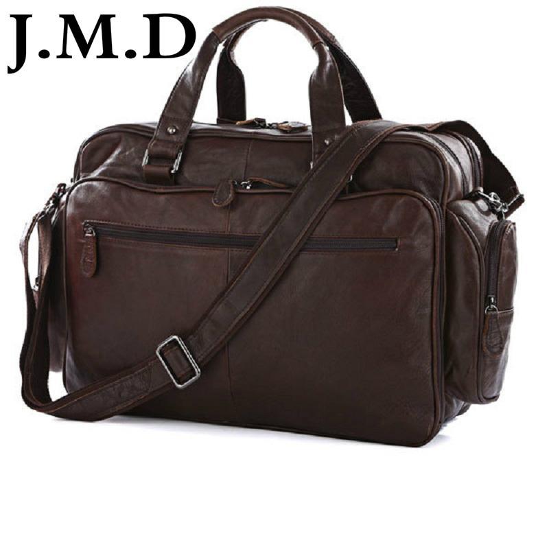 8455ce5d5045f Satın Al J. Md. 100% Gerçek Deri Moda Seyahat Çantaları Çanta Laptop Çantası  Duffel Çanta Omuz Messenger Çanta Çanta 7150, $135.38 | DHgate.Com'da