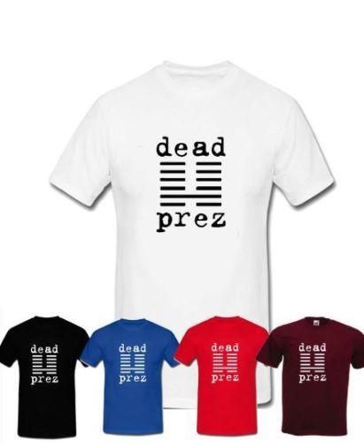 672008d94de0e Acheter Dead Prez Rap Hip Hop Tribu Quête Vilaine Nature T Shirt Krs Enfant    Vêtements Pour Adultes De  12.96 Du Lukehappy13