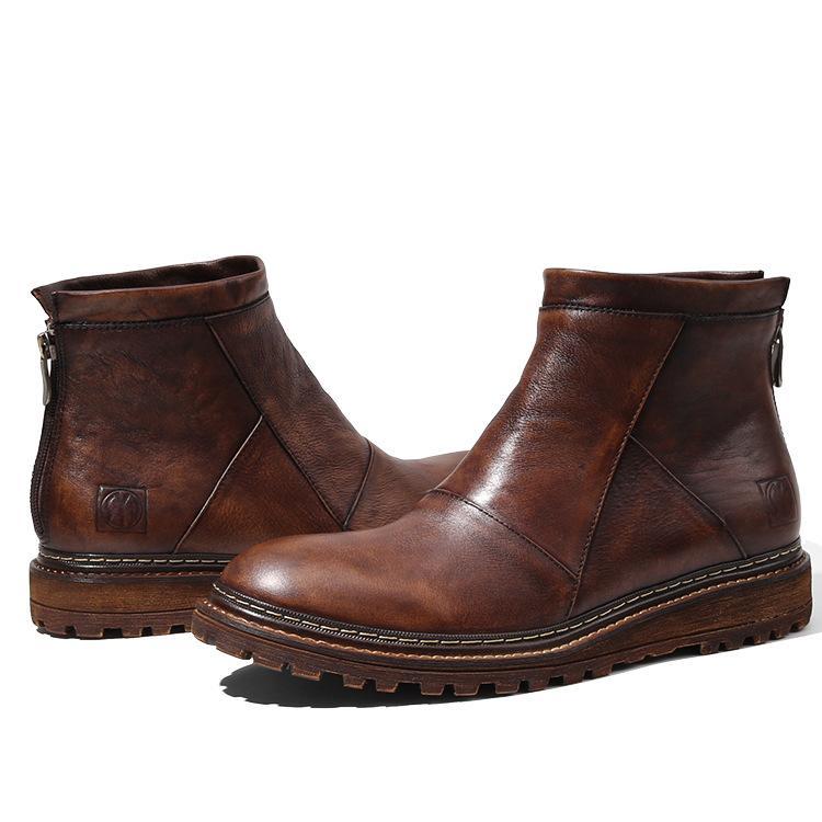 0fda0ee7edf Compre botas de cuero botas de cuero hechas a mano botas de cuero jpg  750x750 Cuero