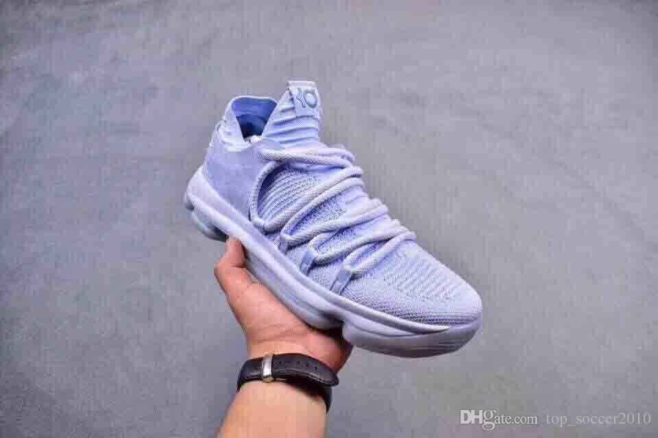 Compre 2018 Nuevo Kevin Durant X Zoom KD 10 Aniversario PE Elite FMVP Oreo  Hombre Baloncesto Correr Diseñador Zapatos Zapatillas Zapatillas De Deporte  A ... 001b2c9e0d6