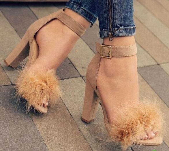 53ba56e56a9 New 2018 Summer Shoes Women Sexy High Heel Sandals Designer Shoes Women  Luxury 2018 Sandals Women Women High Heel Sandals Online with  38.05 Piece  on ...
