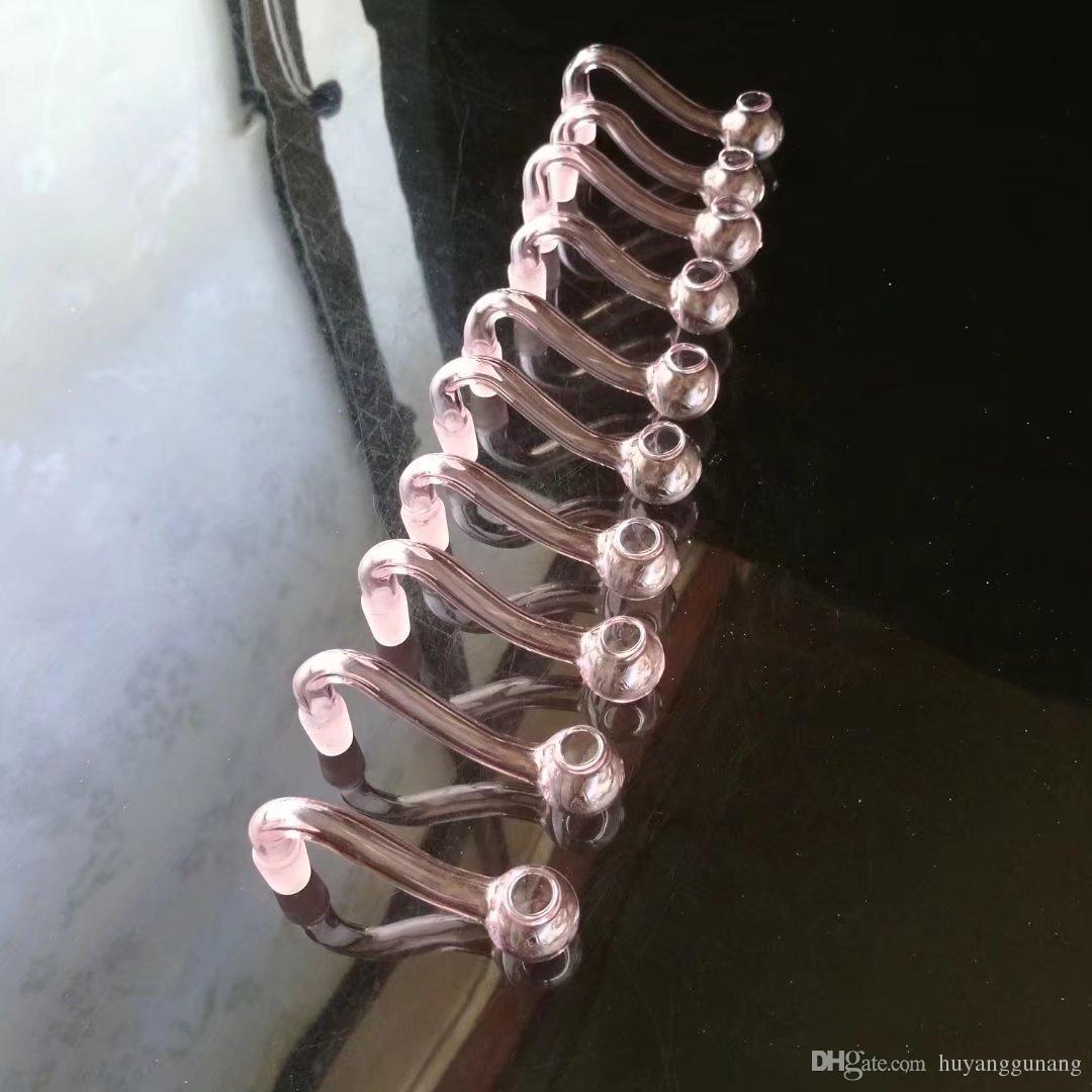 Pink s pot narguilé en verre