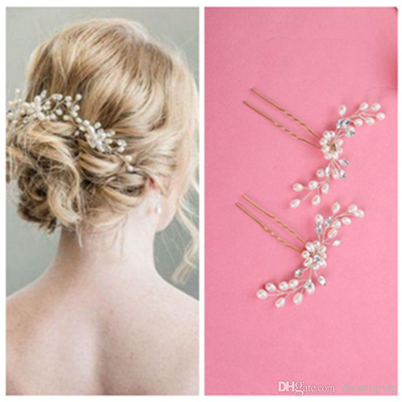 Women White Flower Hair Headdress For Bride Wedding Hair Accessories