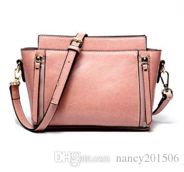 078ad6efda5b2 2018 New Fashion Woman Bag Genuine Leather Crossbody Bags For Women  Messenger Bags Female Shoulder Handbag Women Bag Online with $58.69/Piece  on ...