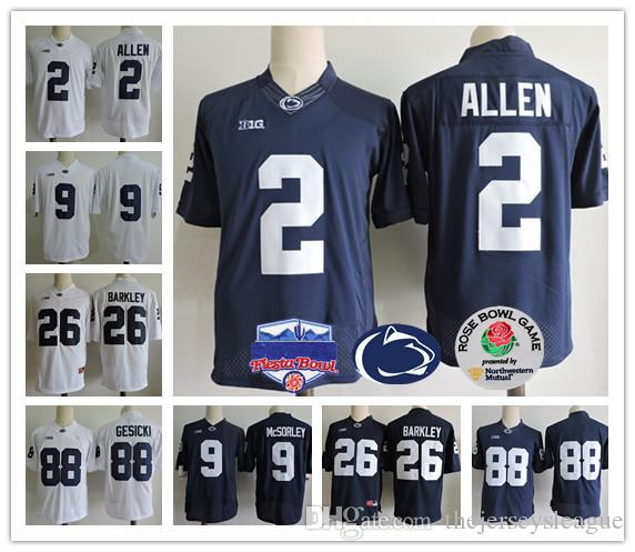 marcus allen penn state jersey