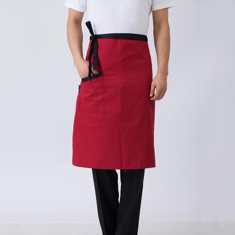 Household Oil Proof Waist Aprons Men Women Kitchen Apron Hotel Restaurant  Cafe Waiter Waitress Chef Cooking Apron Retro Aprons Womens Aprons From  Windomfac, ...